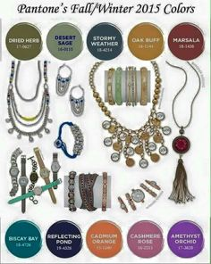 2015 Fall/Winter Patone colors with Premier Designs Jewelry by Shawna Digital Catalog: http://shawnawatson.mypremierdesigns.com/ Facebook: https://www.facebook.com/WatsontrendwithShawna #pdstyle #jewelryladylife