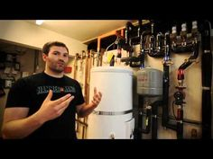 Karuna Passive House Domestic Hot Water System