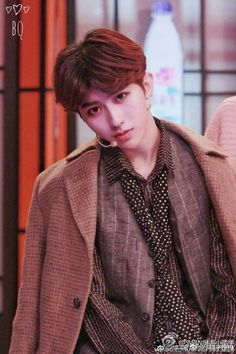 #CaiXukun #IdolProducer #蔡徐坤 #偶像练习生 Produce 101, Boy Idols, K Pop Music, My Soulmate, Chinese Boy, Worldwide Handsome, Korean Beauty, Asian Beauty, Actor Model