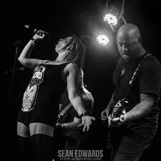 From our show at the @CraufurdArms, Milton Keynes. 📷: Sean Edwards #Devilskin #WeRise #UK #live #concert #tour #music
