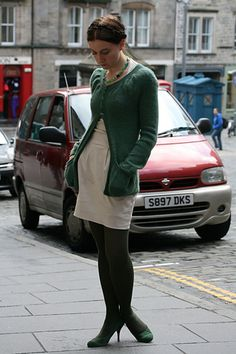 Manu Sweater, design by Kate Davies. I love the pockets. It's on my wish list to create.