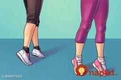 Väčšinu ľudí po 40-tke trápi bolesť kolien, členkov a chodidiel: Fyzioterapeut poradil 6 pohybov, ktoré vám pomôžu okamžite!
