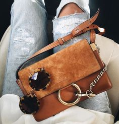 179e0d18fe Chloe drew small saddle cross-body bags are the latest fashion trend! If  you want to invest your money in a chic shoulder bag; think about Chloe drew