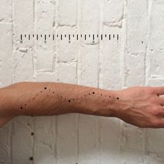 229decbe8 Design a functional tattoo for Ben Uyeda that turns his arm into a ruler    Tattoo contest