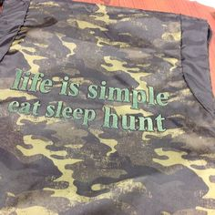 FRESH OFF THE PRESS!! Siser StripFlock on top of EasyWeed, on a camouflage drawstring bag. We are ready to take this on an adventure! #SiserNA  www.siserblog.com www.youtube.com/SiserNorthAmerica  www.siserna.com #Siser #HeatTransferVinyl #vinyl #vinylcutter #silhouettecameo #new #ironon #easyweed #artsandcrafts #hunting #bag #hunter #camo