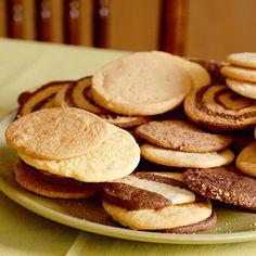 Cookies on Pinterest | Refrigerator Cookies, Cookies and Shortbread ...