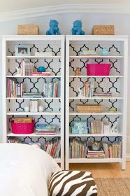 I'll Take Two: Bookshelf Redo