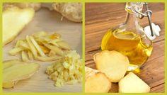 Olio allo zenzero: come prepararlo e utilizzarlo