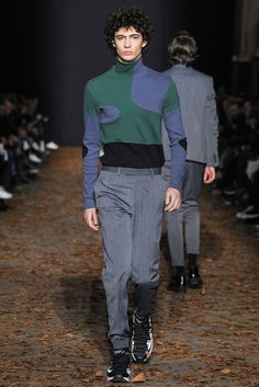 Kris Van Assche Fall 2015 Menswear Collection Photos - Vogue