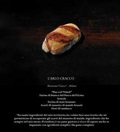 Carlo Cracco - L'Arte del pane - LARTE, Milano