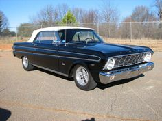 1964 Ford Falcon Convertible offered for auction #1862873   Hemmings Motor News