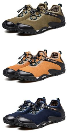 Large Size Cow Split Leather Hiking Shoes Casual Sneakers for Men is fashionable and cheap, buy best sneakers for plantar fasciitis for family-NewChic. Best Sneakers, Casual Sneakers, Casual Shoes, Men Casual, Me Too Shoes, Men's Shoes, Shoe Boots, Chelsea, Best Hiking Shoes
