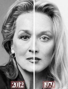 amazing Meryl Streep