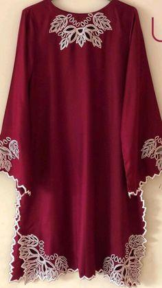 Fancy Dress Design, Fancy Blouse Designs, Stylish Dress Designs, Designs For Dresses, Velvet Dress Designs, Dress Neck Designs, Embroidery Suits Design, Embroidery Fashion, Fancy Kurti