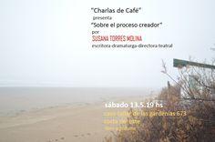 Charlas de Café con la escritora Susana Torres Molina en Costa del Este - Noticias