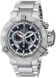 Men's Wrist Watches - Invicta Mens 4572 Subaqua Collection Chronograph Watch *** Read more reviews of the product by visiting the link on the image. (This is an Amazon affiliate link)