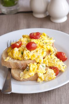 Avoid These 5 Common Mistakes When Making Scrambled Eggs. Scrambled eggs are one of the most basic and comforting dishes, and, in fact, they were likely one of the first foods many of us learned to cook. But are you really doing it right? While everyone has their own favorite cooking method for scrambled eggs, there are a few rules that remain constant.   We're sharing five common mistakes that are made when cooking scrambled eggs, plus our best tips on how to avoid them!