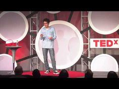 ▶ Why taking choir kept me from being a Valedictorian: Austin Channell at TEDxColumbus - YouTube