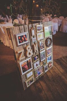 This DIY pallet wall tutorial is a great way to add a rustic addition to your wedding decorations! It's really simple to make your own DIY pallet wall. Pallet Wedding, Rustic Wedding, Our Wedding, Wedding Ideas With Pallets, Woodland Wedding, Wedding Crafts, Wedding Themes, Camo Wedding Decorations, Budget Wedding