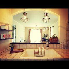 新築/北欧/輸入住宅/アンティーク/アーチ壁/ナチュリエ…などのインテリア実例 - 2016-06-27 17:38:48 | RoomClip(ルームクリップ)