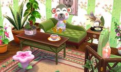 Milou's Animal Crossing Tumblr
