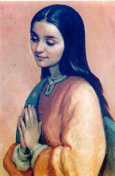 Virgen de Guadalupe # jorge sanchez hernandez pintormexicano