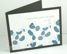 Love the simplicity of this card by Nichole Heady.