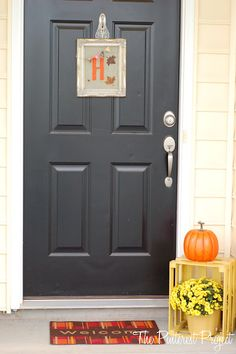 apartment front doors fall front doors happy fall alternative to