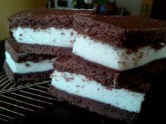 Bögrés Kinder tejszelet (Nagyon finom, házias ízű, kiadós, könnyed finomság, ami nem émelyítően édes…)