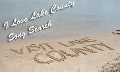 I Love Lake County Song Search that Visit Lake County has launched from February 17-March 29. Our winner will be announced on May 14 at Mickey Finn's in Libertyville.