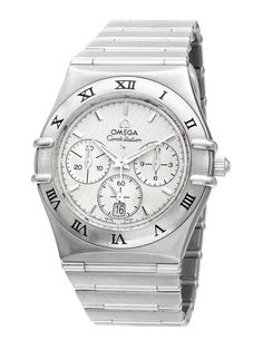 Estate Watches Omega Constellation Chronograph Watch