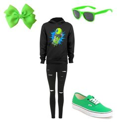 Jacksepticeye!!!!!!!!! by pinkboots00 on Polyvore featuring polyvore, fashion, style and Topshop