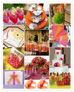 tropical bridal shower favors | Best Tropical Beach Wedding Theme Planning Ideas