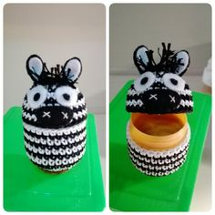 Billedresultat for kinder amigurumi Crochet Dolls, Knit Crochet, Amigurumi Patterns, Crochet Patterns, Green Bag, The Happy Hooker, Crochet Animals, Crochet Designs, Easter Eggs