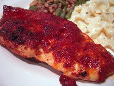 Spicy Honey Chicken | Plain Chicken