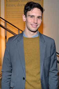 Cory Michael Smith who plays Edward Nygma/The Future Riddler