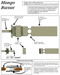 Image result for gas forge burner plans