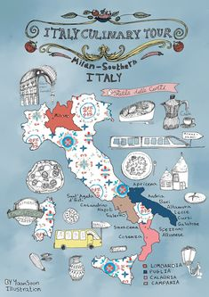 Map of Italy and Greece | Italy and Greece | Pinterest | Italy map ...