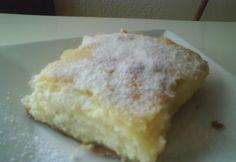 Nyújtófás túrós rétes Hungarian Recipes, Hungarian Food, Cheesecake, Muffin, Dairy, Cooking Recipes, Sweets, Bread, Cookies