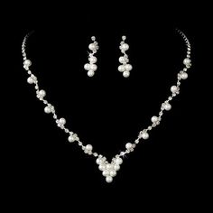 Pearl Wedding Jewelry Collection « Wedding Fashion
