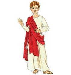M5905, Children's/Boys'/Girls' Biblical Costumes