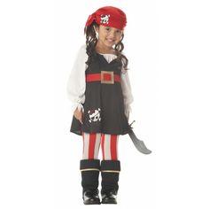 Mädchen Kostüme Pirate-Fasching 2013