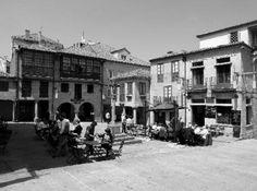 Praza da Leña. Pontevedra