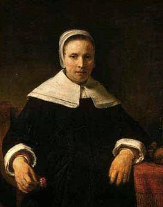 Rembrandt van Rijn Dutch, 1606 - 1669 A Woman Holding a Pink 1656 oil on canvas Rembrandt, Early American, American Women, British North America, Classic Poems, Art Occidental, Female Poets, Soli Deo Gloria, Collection Of Poems