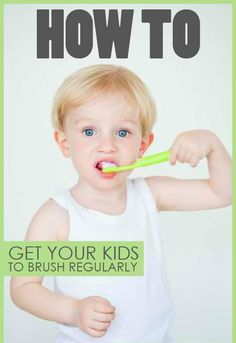 Two Brushes a Day Keeps the Cavities Away!  #DentistGrantsville