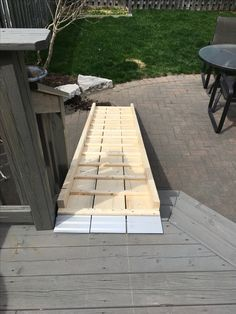 Gorgeous 32 Fascinating Diy Dog Playground Design Ideas To Have In The Backyard Dog Playground, Playground Design, Backyard Playground, Dog Ramp For Stairs, Pet Ramp, Dog Ramp For Truck, Outside Dogs, Dog Area, Diy Porch