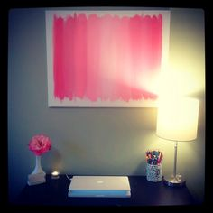 simple diy for the wall that you just cant find the right thing for