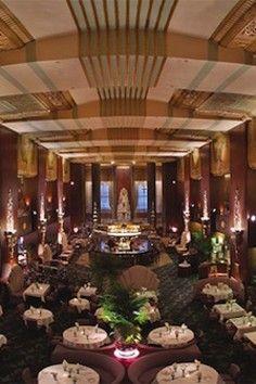 New American Cuisine In A Historic Art Deco Setting Vacation Spots Fine Dining Cincinnati