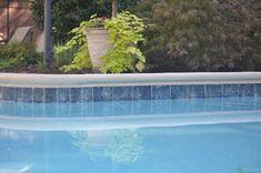 Classic Pool Tile Stone Spotswood New Jersey 3x3 Pool Tile Swimming Pool Ideas
