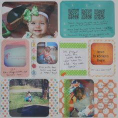 Project Life layout #clementine #project_life